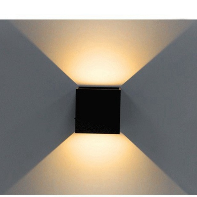 Led Wall Lights for Decorating Modern   Homes