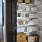 Linen Closet Organizing Ideas