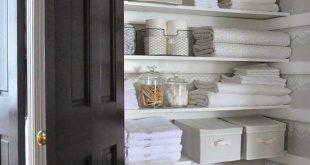 Linen Closet Organization Ideas - How to Organize Your Linen Closet
