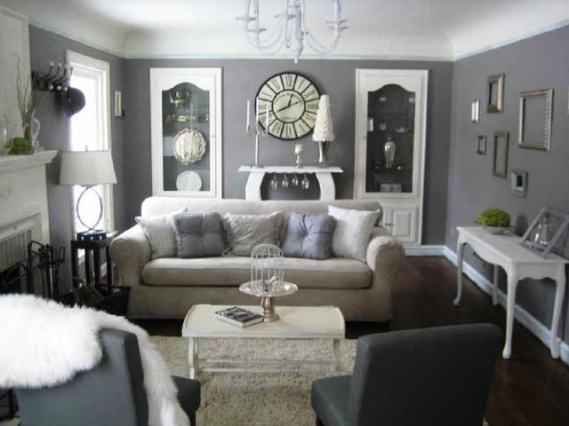Grey Living Room Decor Ideas u2014 Ardusat HomesArdusat Homes
