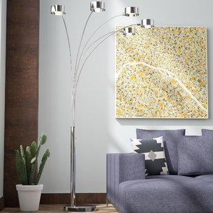 Modern & Contemporary Floor Lamps You'll Love   Wayfair