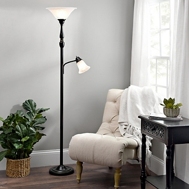 Enhance Room With Living Floor Lamp Lighting And Chandeliers In For