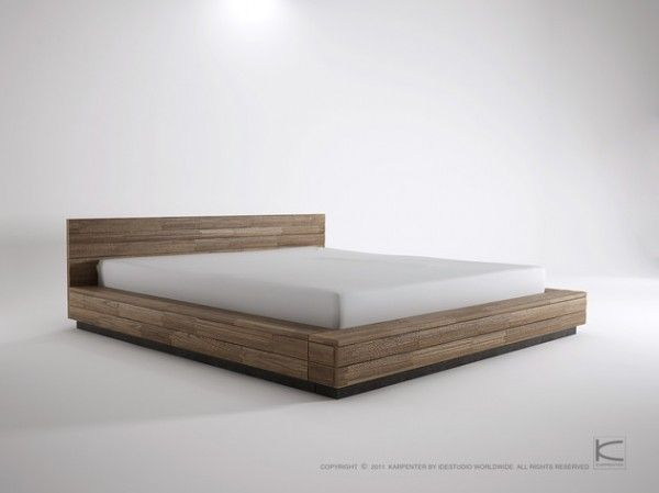 Pin by HouseFurniture on BEDS DESIGN in 2019 | Pinterest | Bed, Low