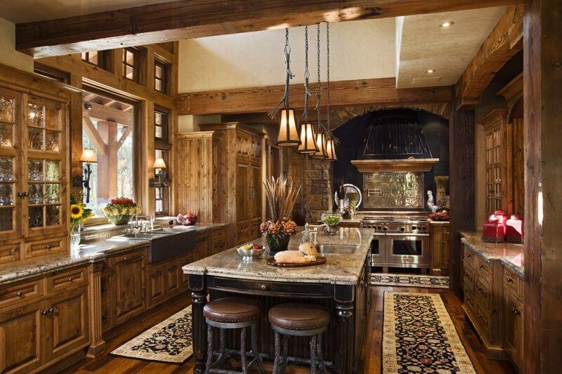 30 Custom Luxury Kitchen Designs (Some $100K Plus)