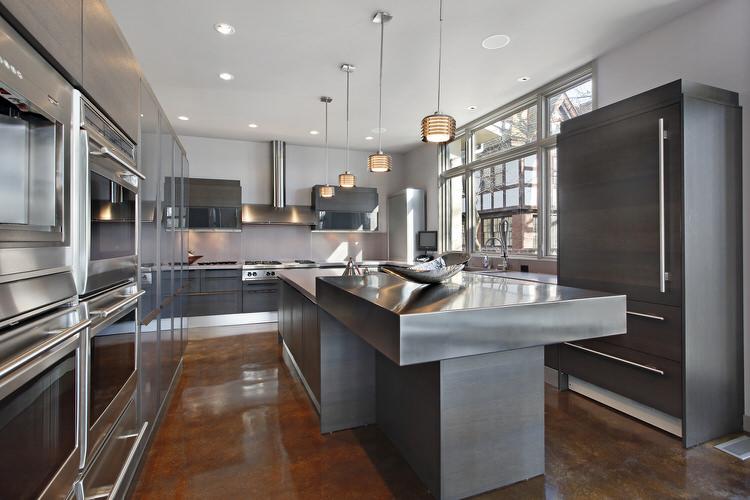 30 Stunning Luxury Kitchens (PICTURES ?)