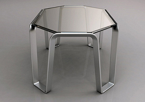 Creative Metal Furniture Decor Ideas