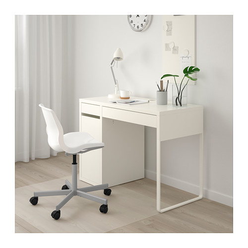 IKEA Micke Desk 105cm - Myflatpack Bringing IKEA to South-Africa