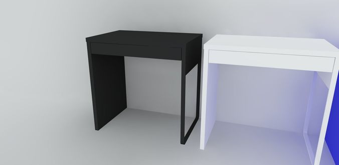 Micke Desk – an Ideal Choice for Your   Room