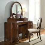 Mirror Dressing Table for a Bright   Classic Aura