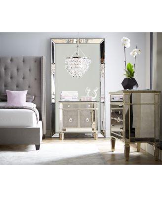 Furniture Marais Chest, 7 Drawer Mirrored Chest - Furniture - Macy's