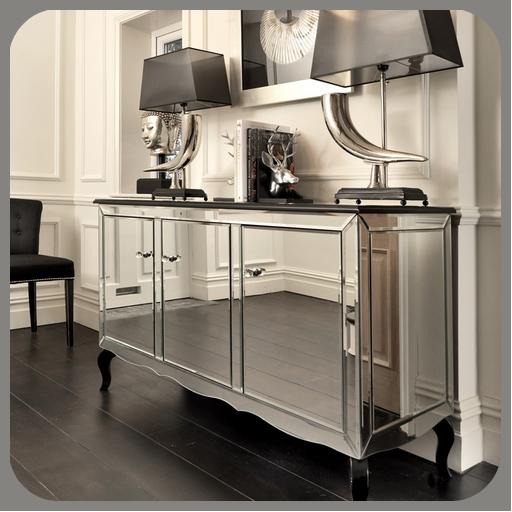 Mirror Furniture for A Great Home Decor   Idea