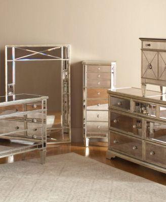 Mirrored Furniture – A Splendind Decor   Idea