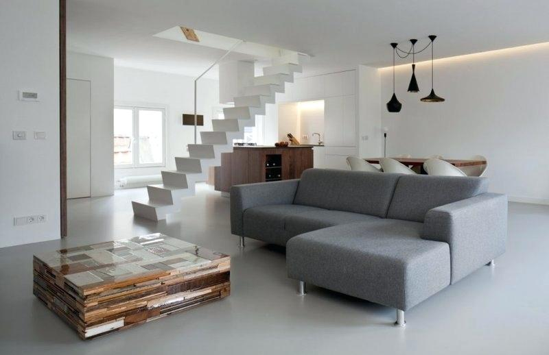 Modern Apartment Design Modern Apartment Renovation In Bright Design