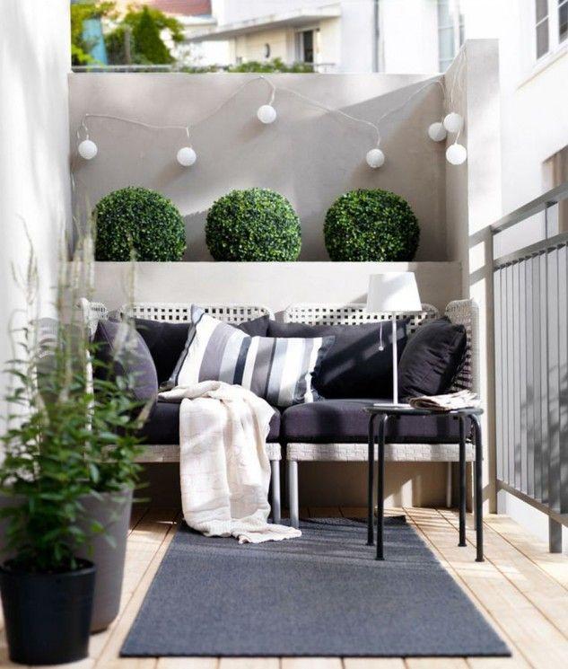 25 Best Small Balcony Ideas For 2018 | !! Home Decor !! | Balcony