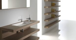 Modern Bathroom from Mapini - the Essencial bathroom furniture with