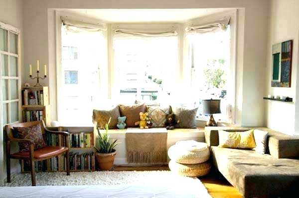 Bay Window Furniture Bay Window Living Room Modern Bay Window