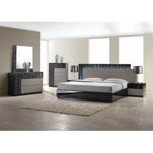 Modern & Contemporary Bedroom Sets You'll Love   Wayfair