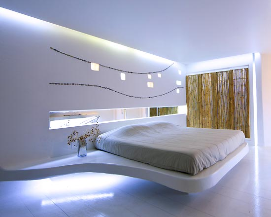 Modern Bedroom Lighting | Bedroom Design