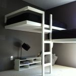 Modern Bunk Bed in Elaborate Style