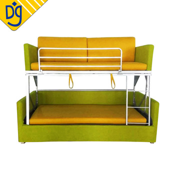 Modern Folding Couch Sofa Cum Bunk Bed Designs - Buy Sofa Bunk
