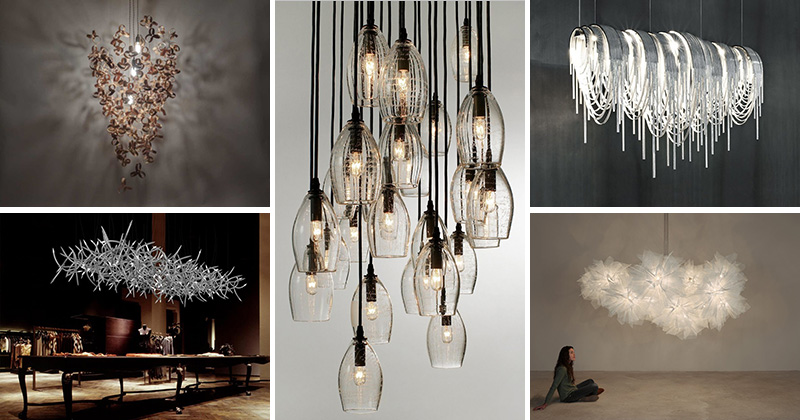 11 Contemporary Chandeliers That Make A Statement | CONTEMPORIST