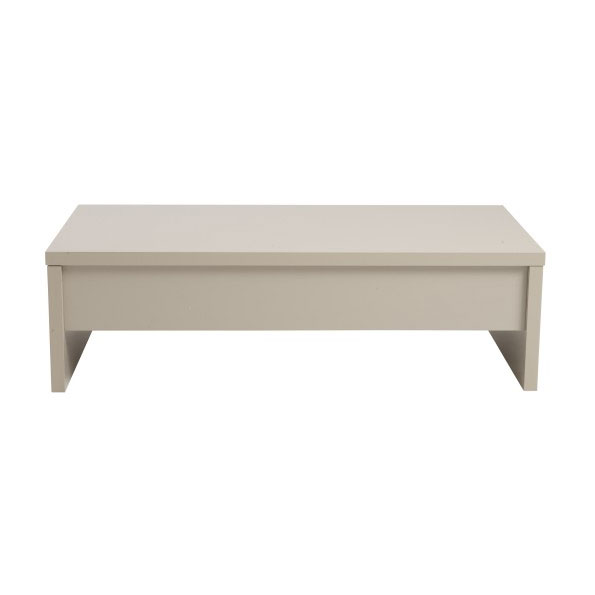Aurora Convertible Taupe Coffee Table | Eurway Modern