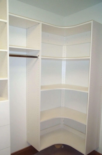 Modern Brilliant Corner Closet Ideas Stunning Best 10 Corner Closet