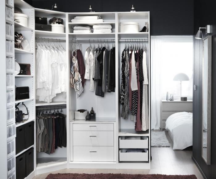 Simple Ideas Ikea Corner Closet Wardrobe Closet Buying