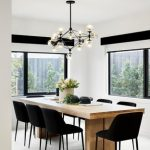 Modern Dining Room Brings More class to   Your Home