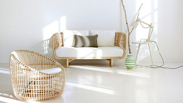 Designer Rattan Furniture Glamorous Inspiration Pretty Design Modern