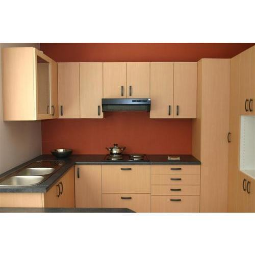 Classic Modular Kitchen Cabinet, Rs 120000 /piece, Sri Raghavendra