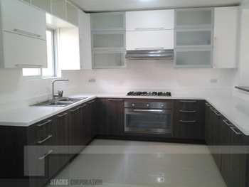 Modular Kitchen Cabinets In Angeles,Pampanga,Philippines - Buy