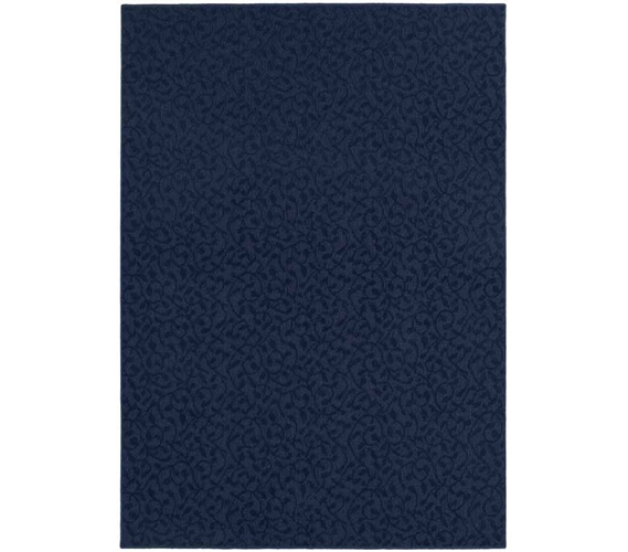 College Ivy Rug - Navy Blue College Products Best Area Rugs For