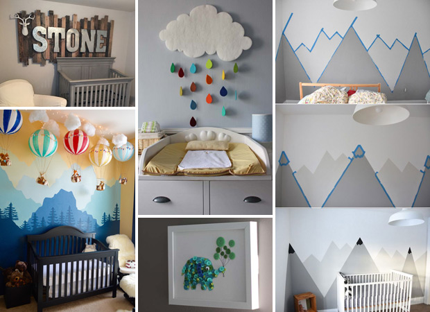 17 Baby Nursery Decorating Ideas Worth Stealing u2013 Proud Home Decor