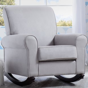 Grey Nursery Rocker | Wayfair