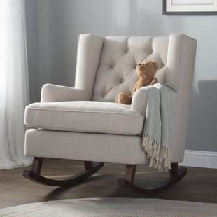 Rocking Chair For Baby Nursery | Wayfair