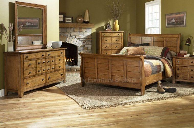 Light Oak furniture Ideas & Design - Oak Bedroom Furniture Sets