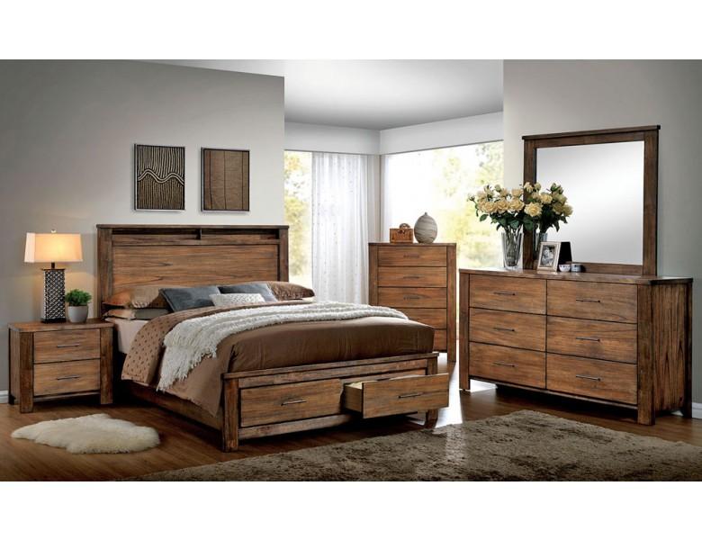 Oak Bedroom Furniture makes the Most   Sensible Choice