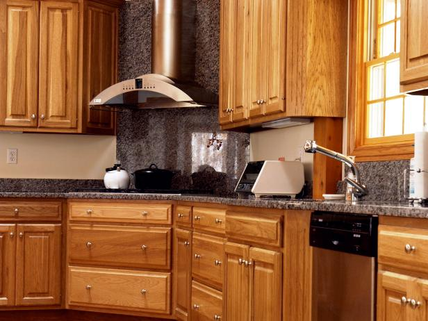 Wood Kitchen Cabinets: Pictures, Options, Tips & Ideas | HGTV