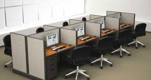 Omega Office Cubicles, Rs 9000 /set, Omega Office Systems | ID