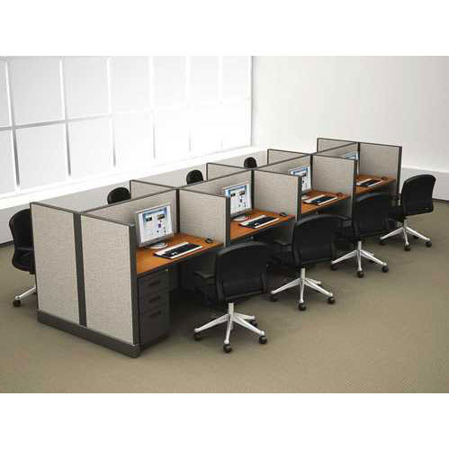 Office Cubicles Design and Decor Ideas