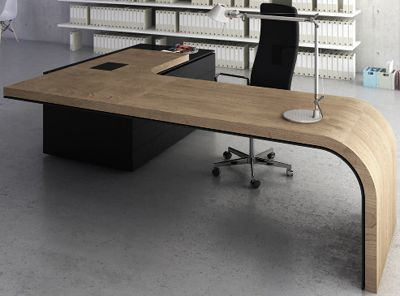 How to Pick the Best Office Desk Design - Furnish Ideas