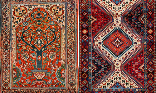 Oriental vs. Persian Rugs What's the difference?