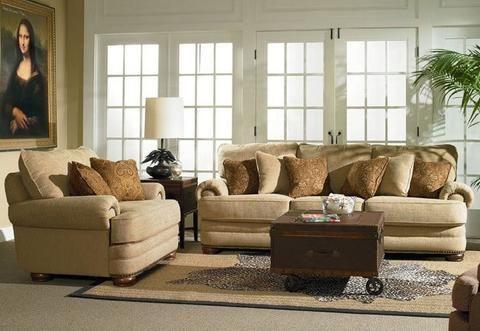 Stanton Oversized Sofa & Loveseat in 2018 | Furniture | Pinterest