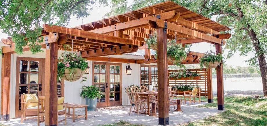 90 Perfect Pergola Designs Ideas for Home Patio - AmzHouse.com