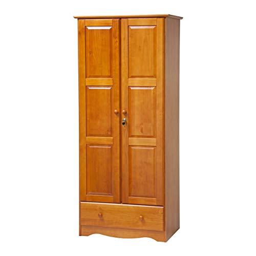 Pine Wardrobe: Amazon.com