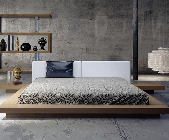 Reasons to use platform beds in your interior - On sale near me ideas