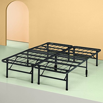 Amazon.com: Zinus Shawn 14 Inch SmartBase Mattress Foundation