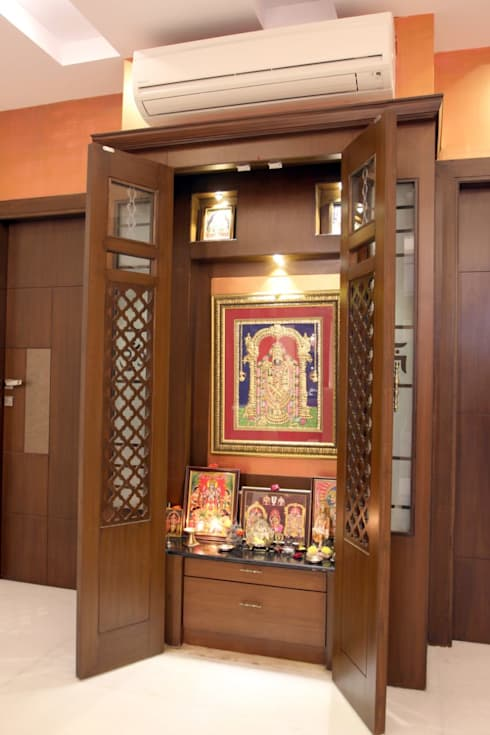 10 steps to build a perfect pooja room
