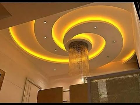 Best POP false ceiling designs, POP roof design for hall 2018 - YouTube